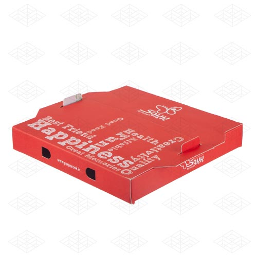 جعبه پیتزا پرپروک