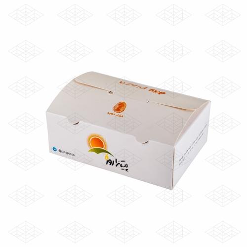 جعبه بیرون بر سیب زمینی