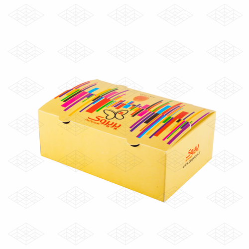 جعبه چاپدار سیب زمینی