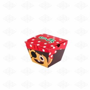 جعبه سیب زمینی مخروطی کودک
