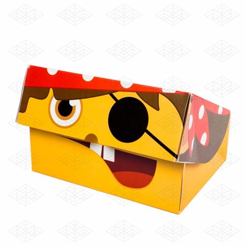 بسته بندی با چاپ مخصوص غذای کودکان