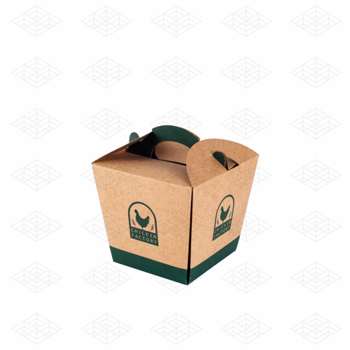 جعبه سیب زمینی با دسته