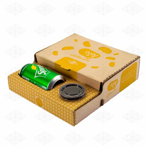 جعبه بیرون بر ساندویچ، همبرگر و فینگرفود
