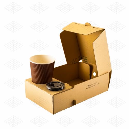 جعبه فینگرفود و غذای بیرون بر