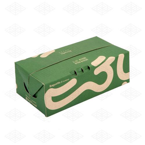 جعبه سوخاری کرافت دو تکه و سه تکه قفل دوطرفه