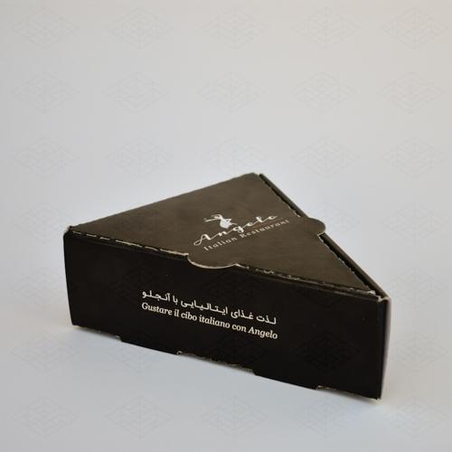 جعبه پیتزا مثلثی، دلتا
