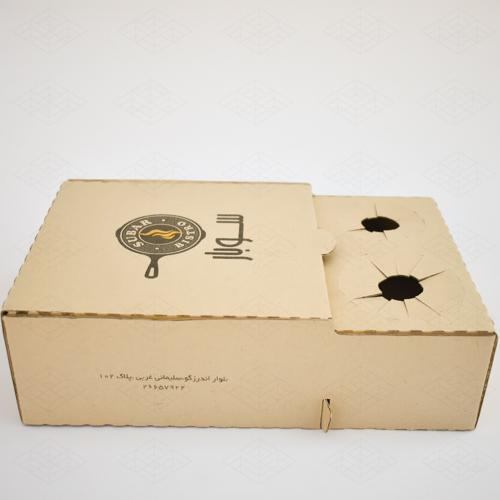 جعبه فینگرفود، لاوین