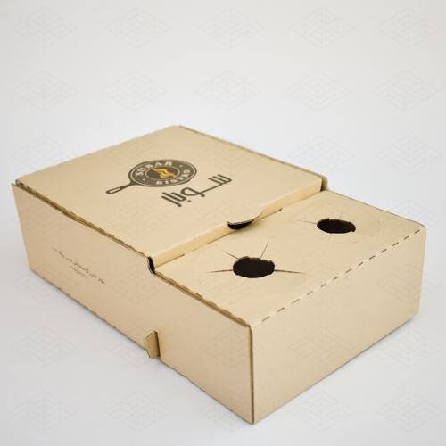 جعبه فینگر فود، لاوین