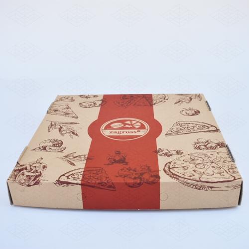 جعبه پیتزا، وارش
