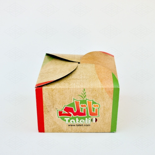 جعبه همبرگر، پیچک