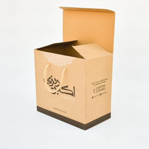 جعبه دیزی، بامین