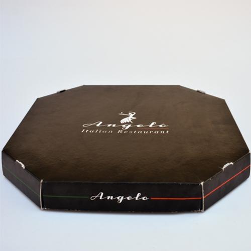 جعبه پیتزا، پارلا