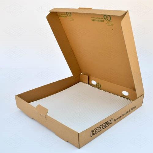 جعبه پیتزا، برتینا