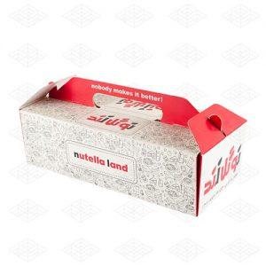 جعبه کیک دسته دار