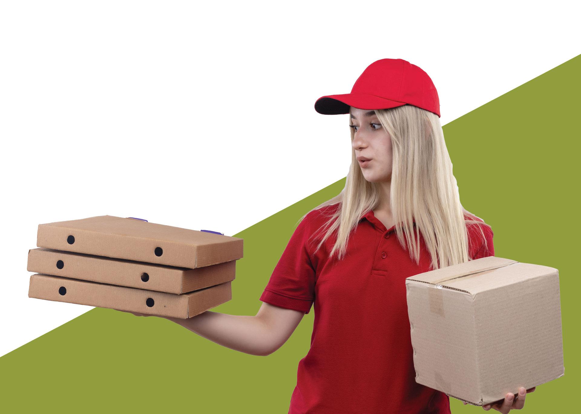 اصول طراحی و ساختار جعبه پیتزا از گذشته تاکنون