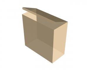 جعبه با لبه برگردان کامل یا FOSE