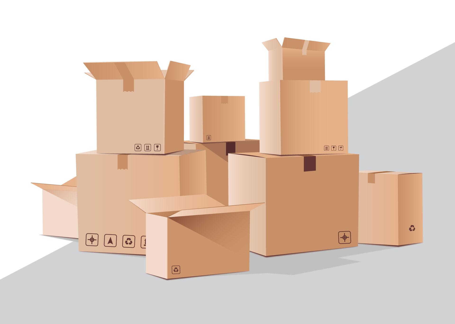 طراحی و ساختار انواع بسته بندیهای مقوایی و کاغذی محصولات غذایی
