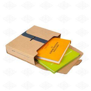 جعبه پستی کتاب