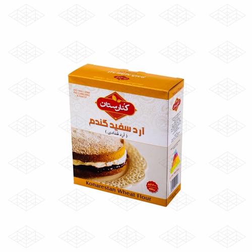 طراحی بسته بندی آرد