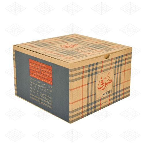 جعبه کترینگ ای فلوت درب دارویی
