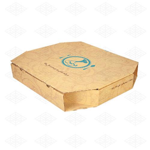 جعبه غذای بیرون بر ۸ ضلعی
