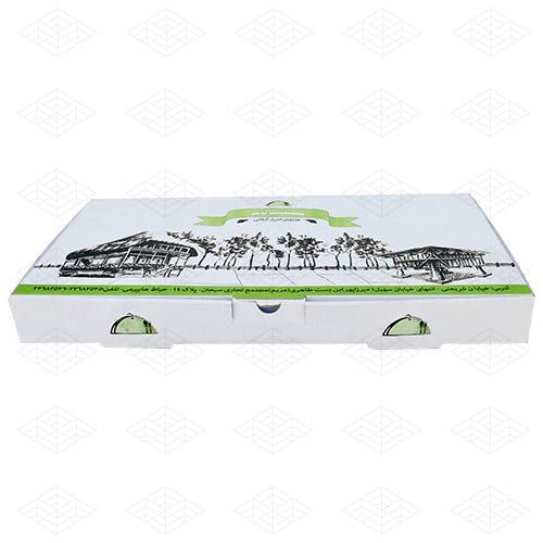 جعبه غذای بیرون بر لمینیتی