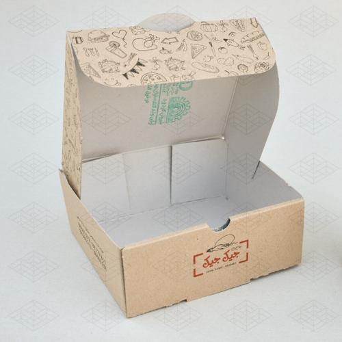 جعبه همبرگر، گیل