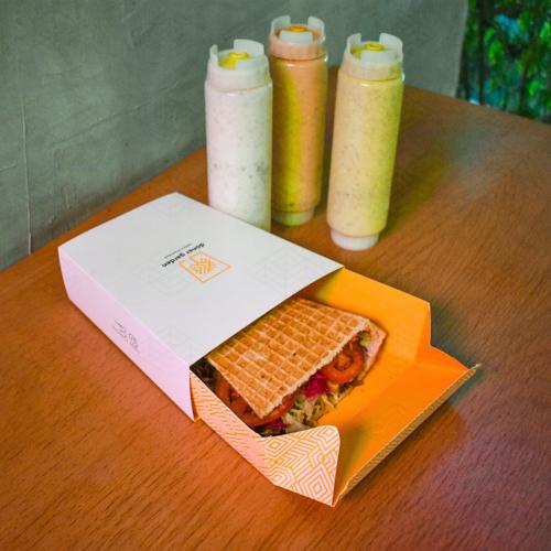 جعبه ساندویچ دونر، ال آی