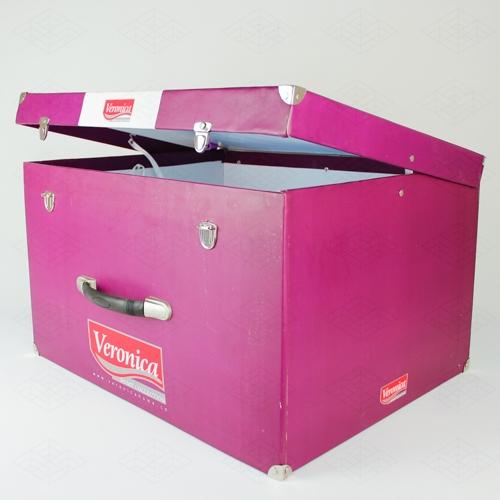 جعبه هاردباکس کالای خواب، ویرا