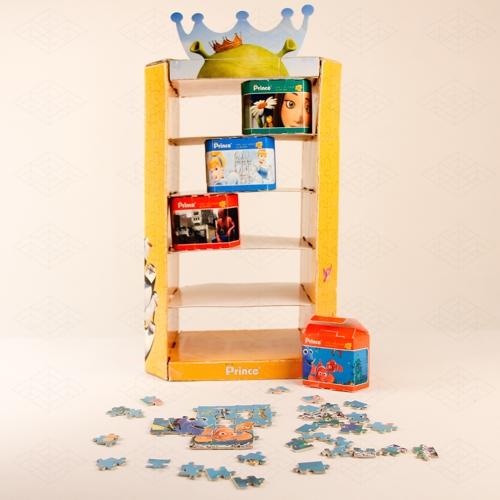 پازل مخصوص بازی و سرگرمی کودکان