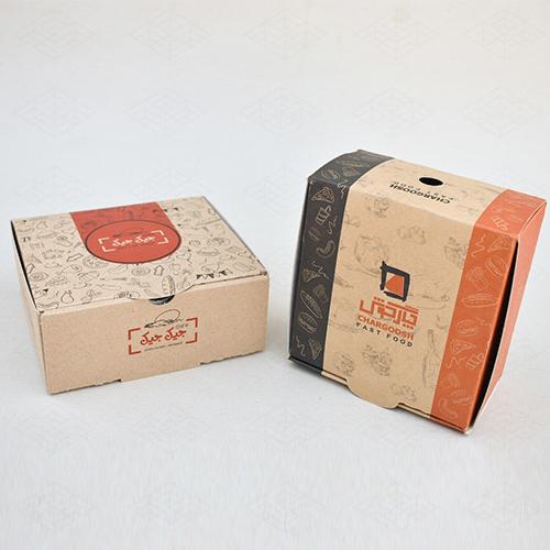 جعبه همبرگر، مدل گیل