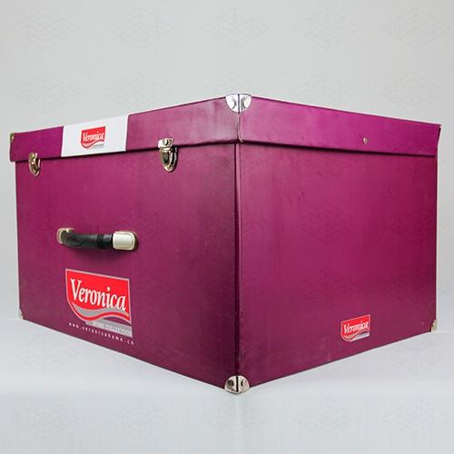 جعبه هاردباکس، ویرا