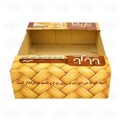 جعبه خرما لمینیتی