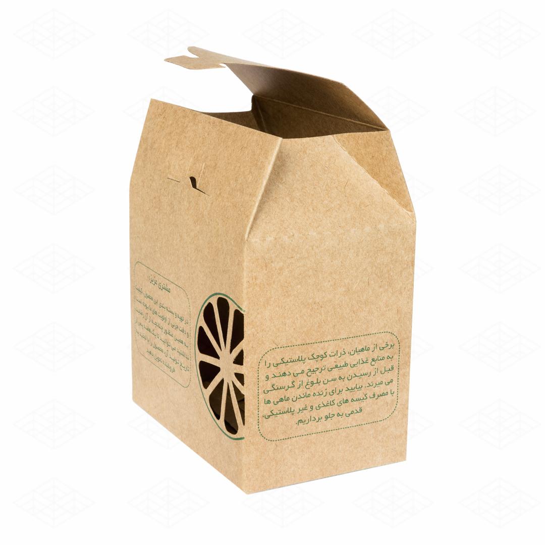 جعبه میوه لیمو ترش برند بلوکات