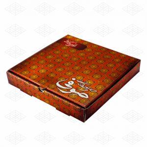 جعبه پیتزا لمینیتی