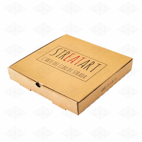 جعبه پیتزا رستوران