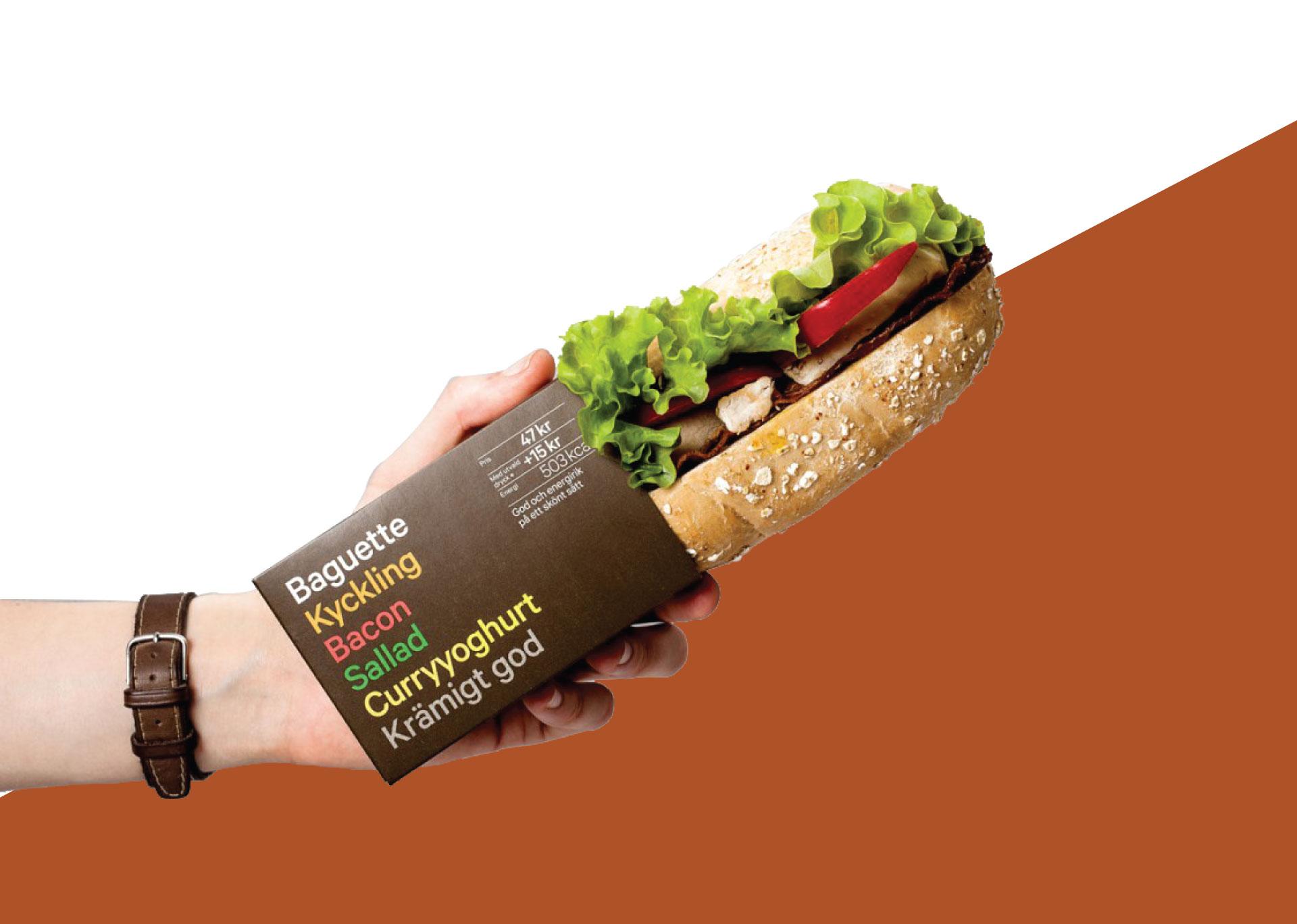 جعبه ساندویچ با طراحی های خلاقانه و زیبا