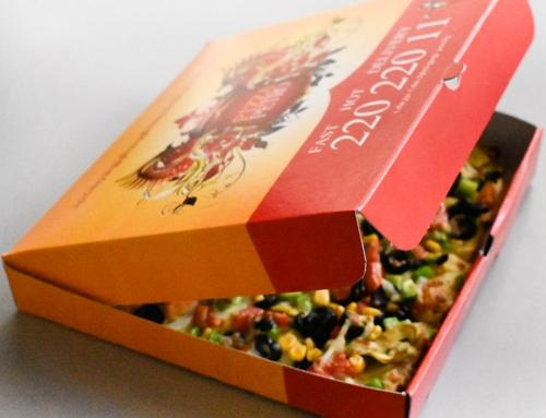 بسته بندی پیتزا (جعبه پیتزا، پاکت پیتزا، کاغذ کف سینی پیتزا، سینی پیتزا)