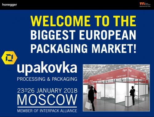 نمایشگاه بسته بندی و فرآوری مسکو