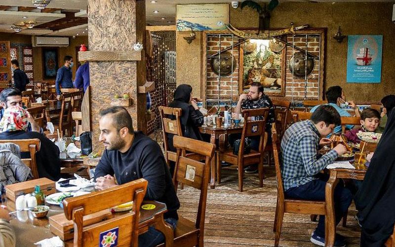 رستوران مرشد