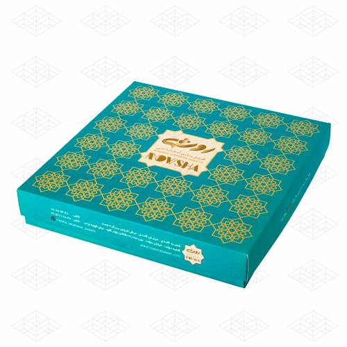 جعبه شیرینی لمینیتی