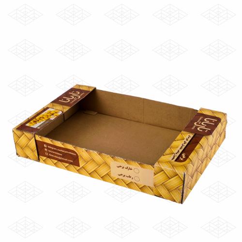 جعبه خرما با چاپ