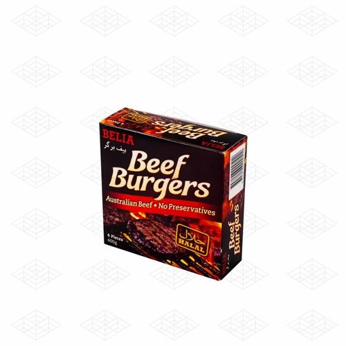 جعبه همبرگر صادراتی
