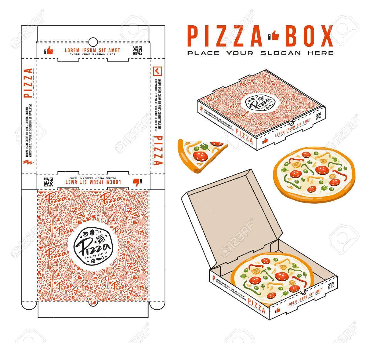جعبه پیتزا دایکاتی