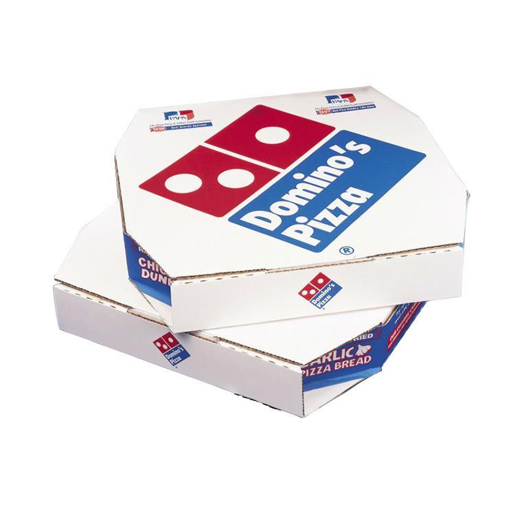 حعبه پیتزا مقوایی