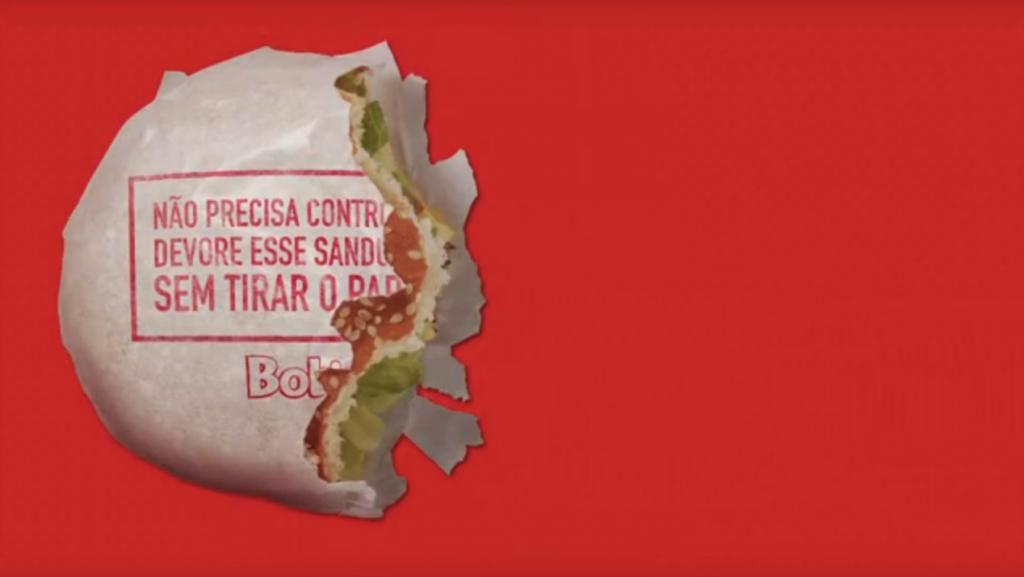 کاغذ برگر خوراکی