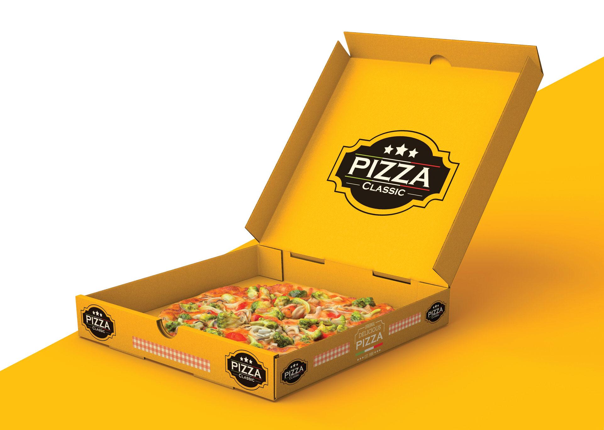 بهترین جعبه پیتزا : ۱۶ ویژگی یک جعبه پیتزای مناسب و ایده آل