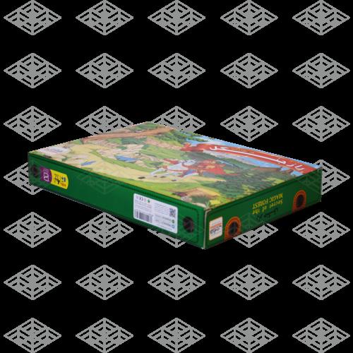 جعبه بازی راز جنگل
