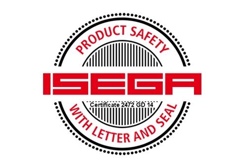 گواهینامه ISEGA