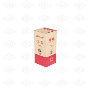 جعبه کرافت درب دارویی
